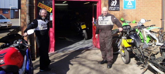 Friendly and Experienced Staff at RWH Motorcycles of Lincoln Ltd