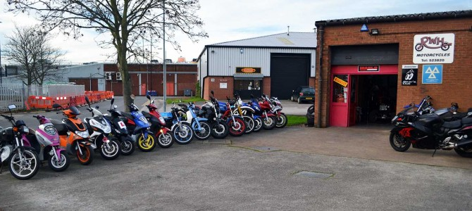 Welcome to RWH Motorcycles of Lincoln